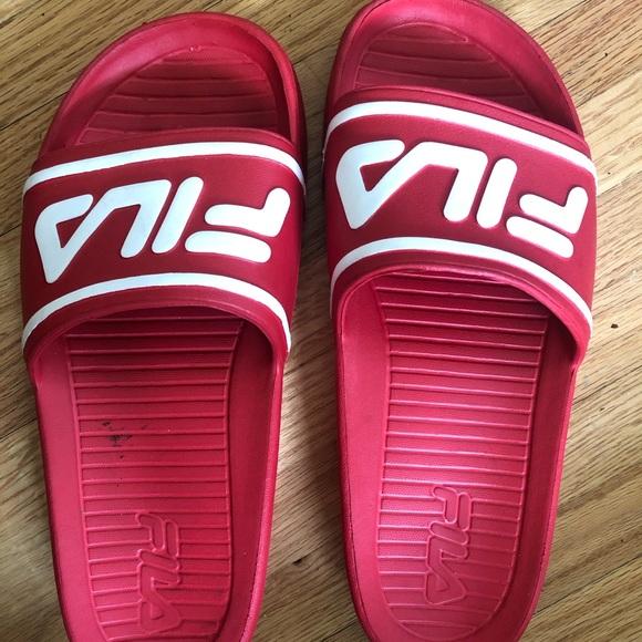 Fila Shoes - Fila Slides